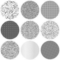 Set Texture Circle