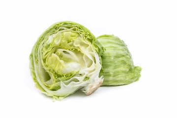 Sliced Iceberg Lettuce