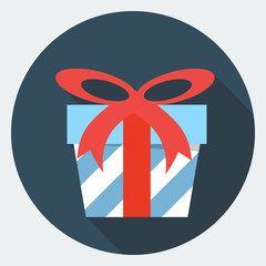 Vector giftbox icon