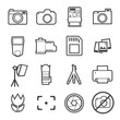 camera icon - 72190824