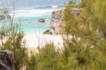 Trou d'Argent, plage paradisiaque de l'île Rodrigues