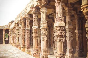 Columns in Agra