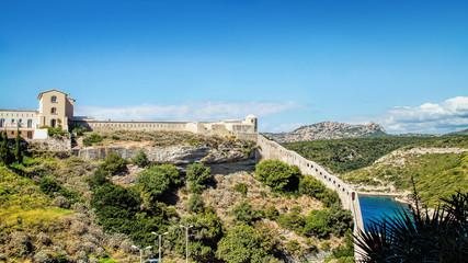 Citadel of Bonifacio - Corsica, France