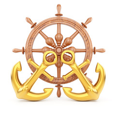 Helm and anchors