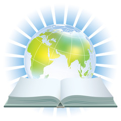 World book icon