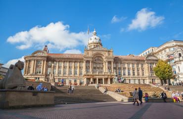 Victoria Square Birmingham