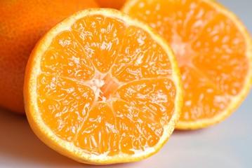 Saftige Mandarine