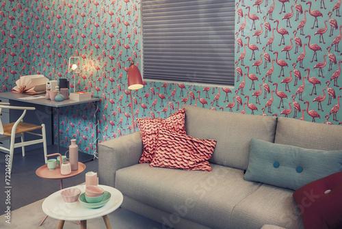 Zdjęcia na płótnie, fototapety, obrazy : stylish living room