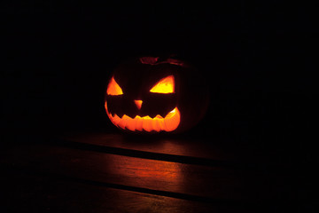 halloween pumpkin latern