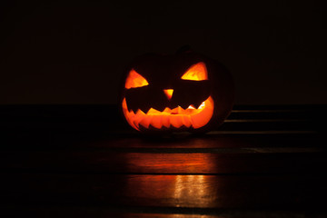 halloween pumpkin latern