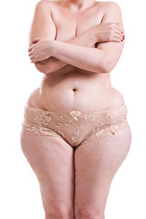 Body obese women