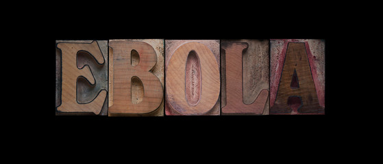 Ebola word