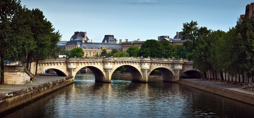 Paris - French architecture