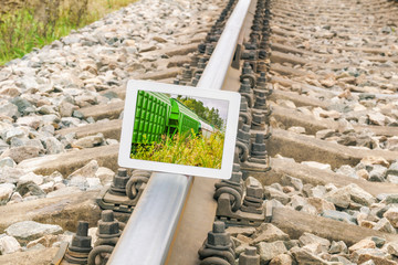 Tablet PC on Rails