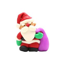 Santa Claus of the clay