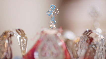 Religious crown