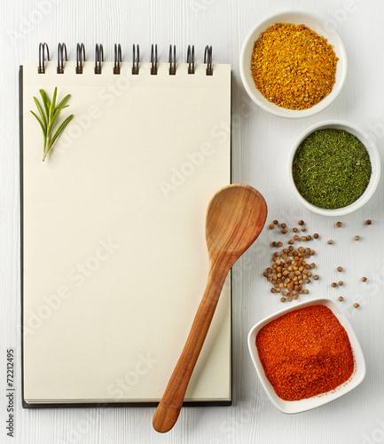 Recipe book - 72212495