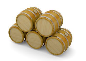 Barrel - 3d