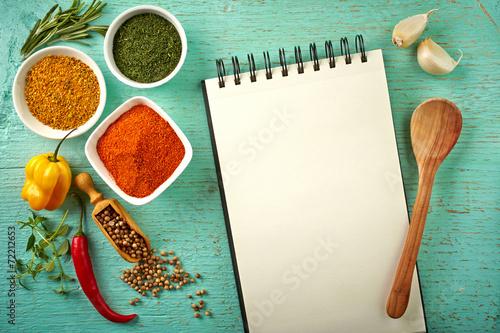 Recipe book - 72212653