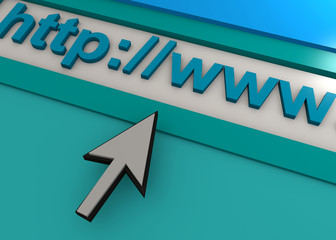 WEB BROWSER - 3D