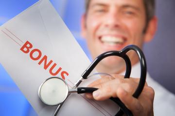 arzt bonus