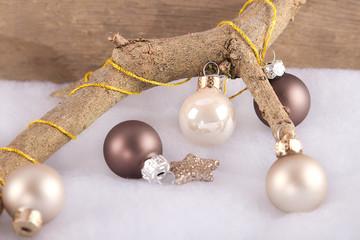 Weihnachtlich Dekoriert ©yvonneweis