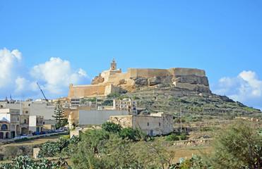 Zitadelle von Victoria, Gozo (Malta)
