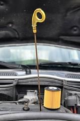 Sostituzione filtro olio