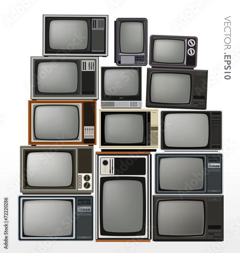 Vector television set