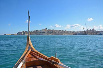 Im Hafen von Valletta, Malta