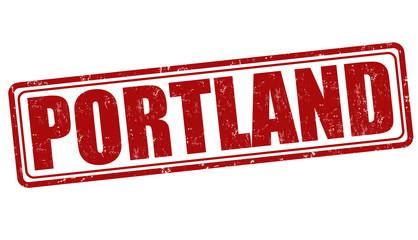 Portland stamp