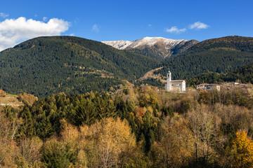 Altopiano di Pinè Trentino