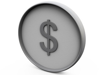 Dollar Silver Pure Concept