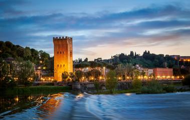 San Niccolo Tower Florence