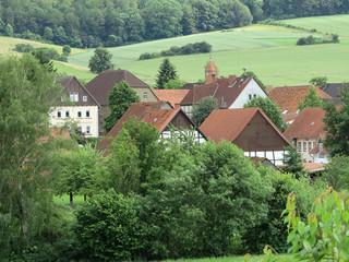 Bauernhaus in Aerzen-Reher