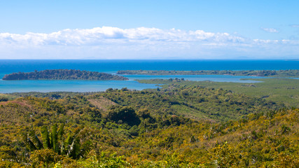 view of madagascar