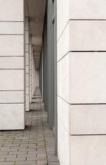 Modernes Architektur