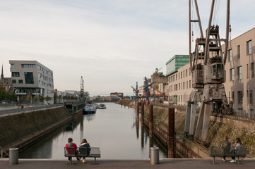Neusser Hafen