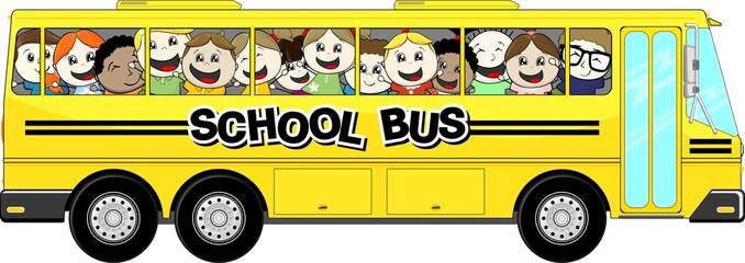 school bus trip