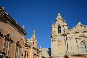 Kathedrale von Mdina, Malta