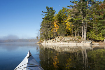 Northern Lake in October
