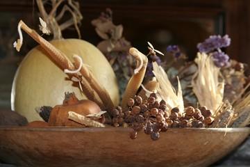 Autum - harvest decoration