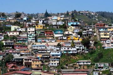 Valapraiso Urban scenics, Chile