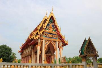 Temple at Wat Phon Thong, Nong kae, Saraburi