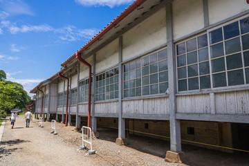 世界遺産 富岡製糸場 ブリュナ館