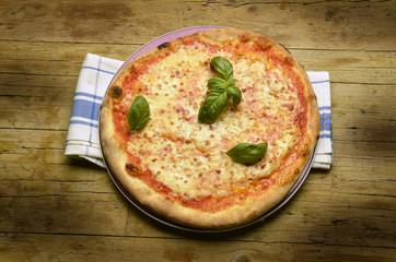 Pizza Margherita 피자 마르게리타 Italia Italy Expo Milano 2015