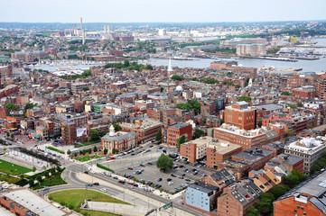 Boston North End, Old North Church and Italian Community, Boston