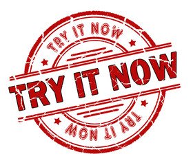 try it now stamp