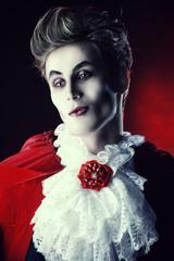 glamorous vampire