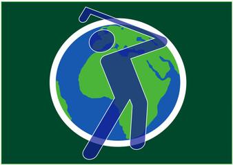 Golf aroud the world